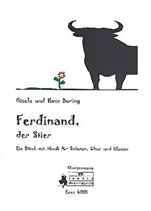 Ferdinand der Stier (+CD) :für Solisten, Chor: Hans Buring