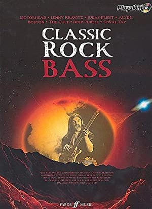 9780571529919: Classic Rock Authentic Playalong Bass (Bass