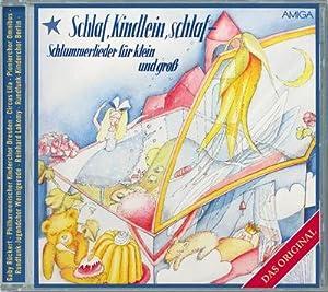 Schlaf, Kindlein, schlaf, Audio-CD : Schlummerlieder für