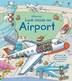 Look Inside an Airport: Rob Lloyd Jones