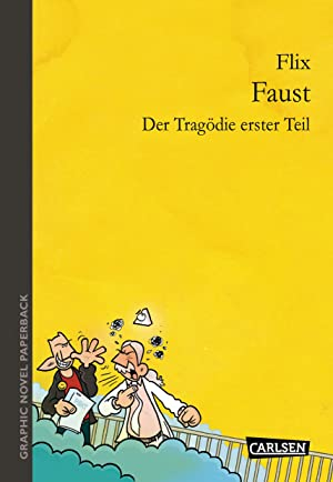 Graphic Novel paperback: Faust : Der Tragödie: Flix
