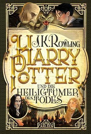 Harry Potter und die Heiligtümer des Todes: J. K. Rowling