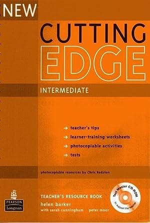Cutting Edge Intermediate New Editions Teacher's Book: Helen Barker