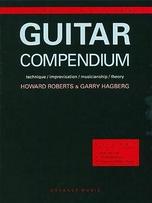 Guitar Compendium : technique / improvisation /: Howard Roberts