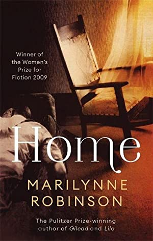 Home : Winner of the Orange Prize: Marilynne Robinson