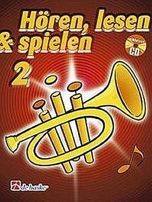 Hören, lesen & spielen, Schule für Trompete: Tijmen Botma