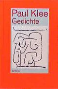 Gedichte De Paul Klee Arche Literatur Verlag Ag Okt 2010
