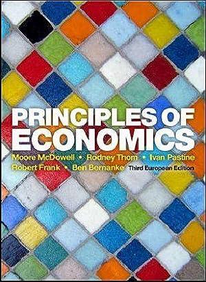 Principles of Economics: Moore McDowell