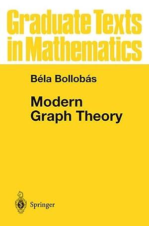 Modern Graph Theory: Bela Bollobas