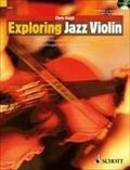 Exploring Jazz Violin : An introduction to: Chris Haigh