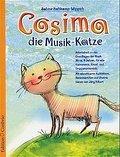 Cosima, die Musik-Katze : Arbeitsbuch zu den Grundlagen der Musik. Für alle Instrumente, ...