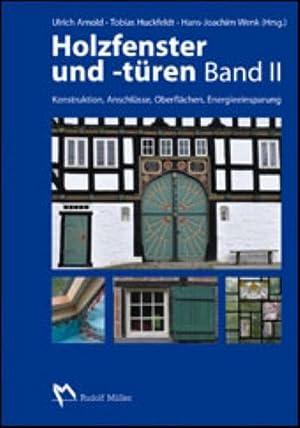 Holzfenster und -türen 2: Tobias Huckfeldt