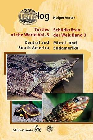 Schildkröten der Welt Mittel- und Südamerika. Central: Holger Vetter