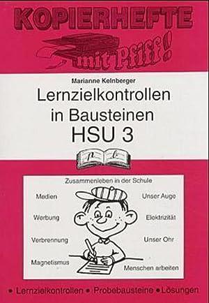 Lernzielkontrollen in Bausteinen 3