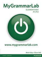 MyGrammarLab Elementary without Key and MyLab Pack: Diane Hall