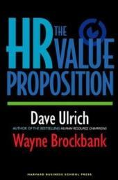 The HR Value Proposition: Dave Ulrich