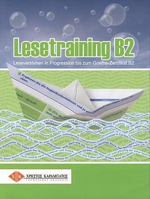 Lesetraining B2 übungsbuch Leseverstehen In Progression Bis Zum