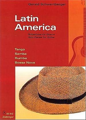 Latin America : Tango, Samba, Rumba, Bossa-nova.