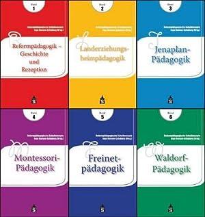 Reformpädagogische Schulkonzepte, 6 Bde. : Bd.1: Reformpädagogik - Geschichte und Rezeption; Bd.2: ...