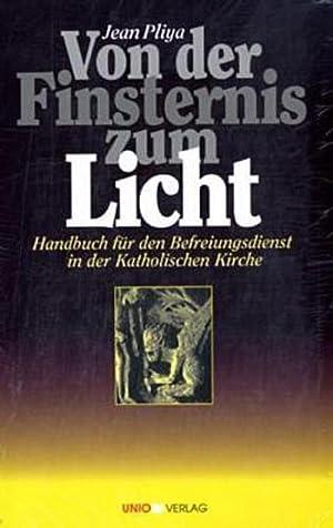 Von der Finsternis zum Licht : Handbuch: Jean Pliya