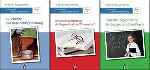 Basiswissen Unterrichtsgestaltung Band 1 - 3: Ewald Kiel