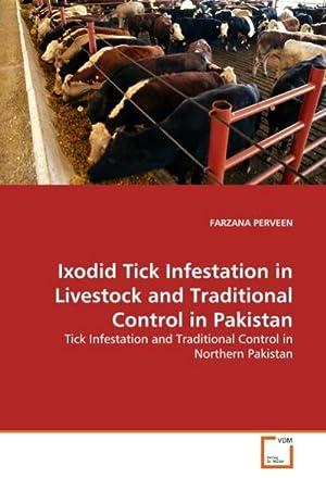 Ixodid Tick Infestation in Livestock and Traditional: FARZANA PERVEEN