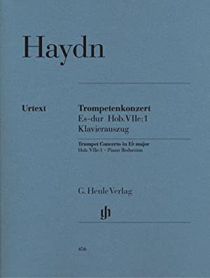 Trompetenkonzert Es-Dur Hob. VIIe:1, Klavierauszug: Joseph Haydn