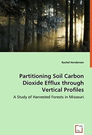 Partitioning Soil Carbon Dioxide Efflux through Vertical: Rachel Henderson