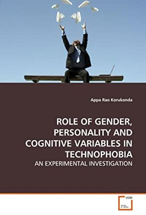 ROLE OF GENDER, PERSONALITY AND COGNITIVE VARIABLES: Appa Rao Korukonda