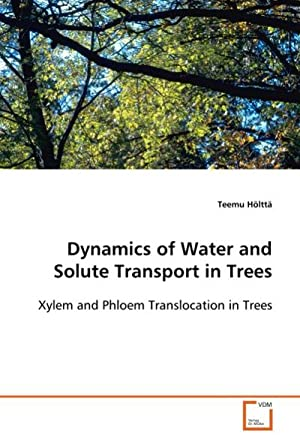Dynamics of Water and Solute Transport in: Teemu Hölttä