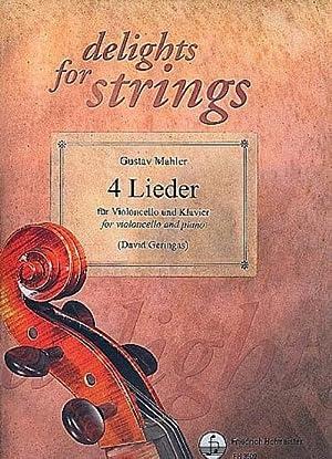 4 Lieder: Gustav Mahler