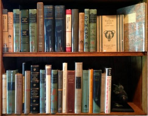 COLLECTION OF NOBEL PRIZE-WINNING PLAYWRIGHT EUGENE O'NEILL FIRST EDITIONS, MANY SIGNED OR ...