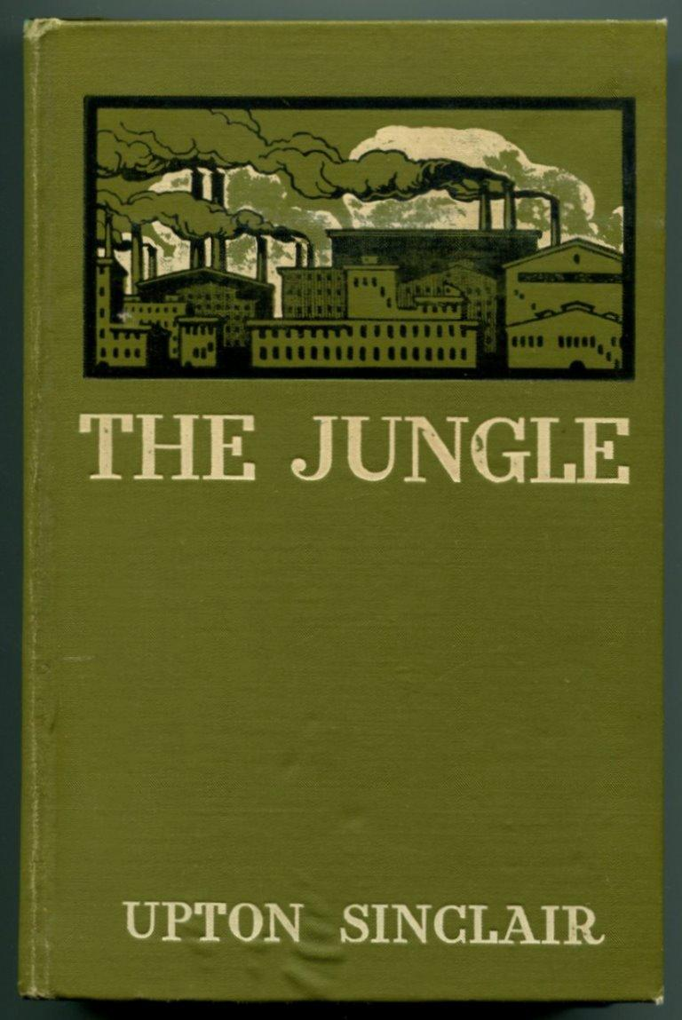 THE JUNGLE.: Sinclair, Upton.