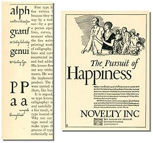 LAYOUT IN ADVERTISING.: Dwiggings, W. A.
