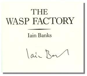 THE WASP FACTORY.: Banks, Iain.