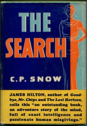 THE SEARCH.: Snow, C. P.