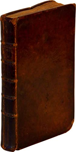 POEMS AND PLAYS: To Which Is Prefixed THE LIFE OF THE AUTHOR.: Goldsmith, Oliver.