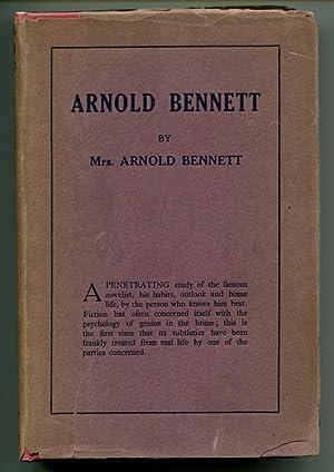 ARNOLD BENNETT.: Bennett, Mrs. Arnold.