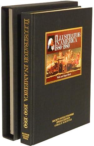 THE ILLUSTRATOR IN AMERICA: 1880-1980.: Reed, Walt and Roger, John Held, Rockwell Kent.