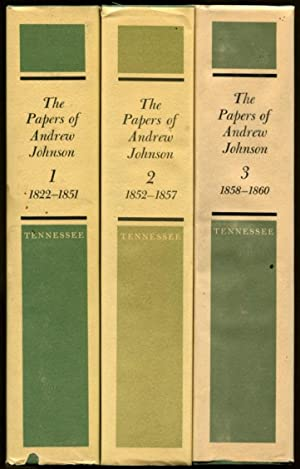 THE PAPERS OF ANDREW JOHNSON: Johnson, Andrew) LeRoy