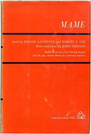 MAME.: Lawrence, Jerome, and Robert E. Lee.
