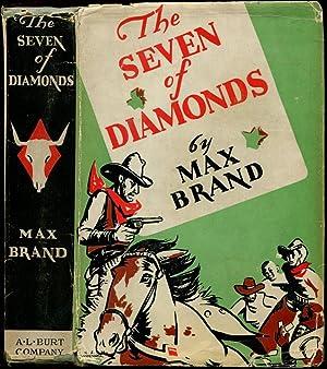 THE SEVEN OF DIAMONDS.: Brand, Max.