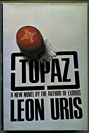 TOPAZ.: Uris, Leon.