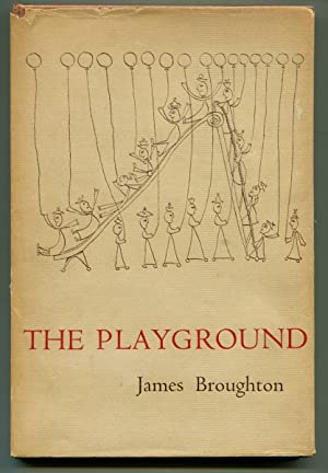 THE PLAYGROUND, Together with THE QUEEN OF THE MERMAIDS WAS THE FIRST TO ARRIVE