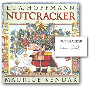 NUTCRACKER: Sendak, Maurice, illustrator;