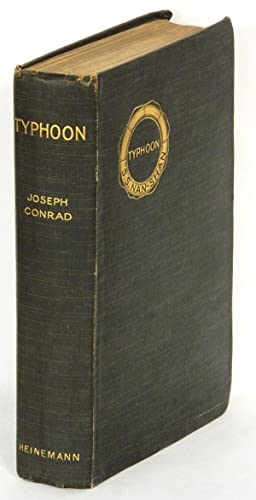 TYPHOON AND OTHER STORIES.: Conrad, Joseph.