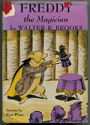 FREDDY THE MAGICIAN.: Brooks, Walter R.