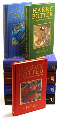 HARRY POTTER DELUXE EDITIONS: The Philosopher's Stone;: Rowling, J. K.