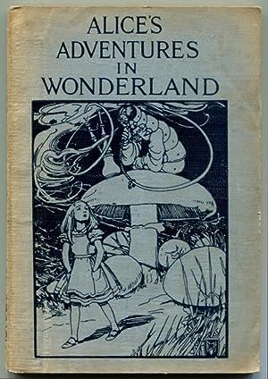 ALICE'S ADVENTURES IN WONDERLAND.: Carroll, Lewis.