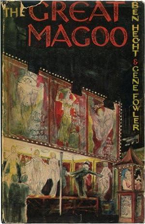 THE GREAT MAGOO.: Hecht, Ben. Fowler, Gene.